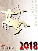 видео гороскоп на 2018 год Стрелец