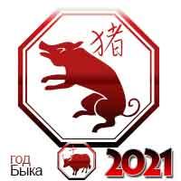 гороскоп на 2021 год Свинья
