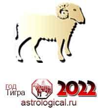 гороскоп на 2022 год Овен