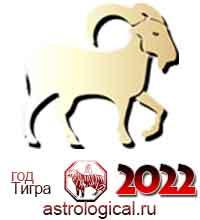 гороскоп на 2022 год Козерог