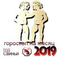 гороскоп на июль 2019 Близнецы